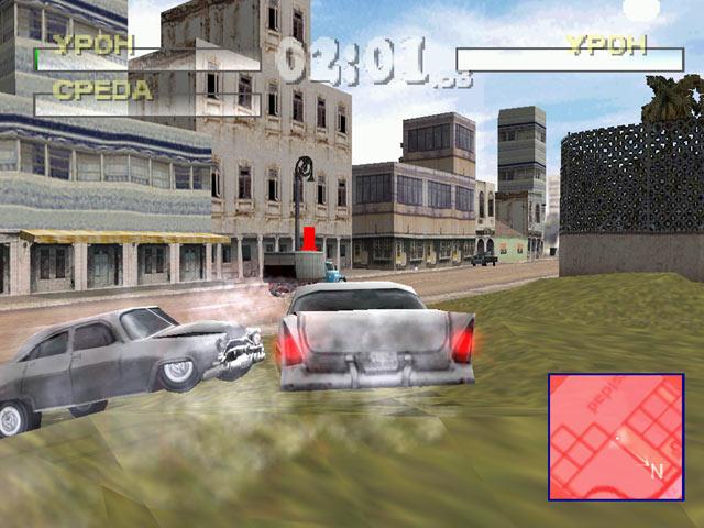 Driver 3 Прохождение Игры